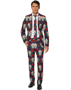 Traje Day of the Dead Suitmeister para hombre