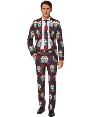 Costum barbați Ziua Morților - Suitmeister