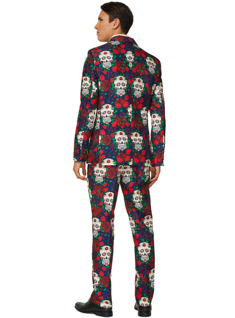 Traje Day of the Dead Suitmeister para hombre - hombre