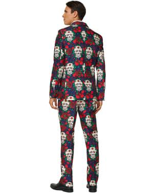A férfiak halott öltönyének Suitmaster napja