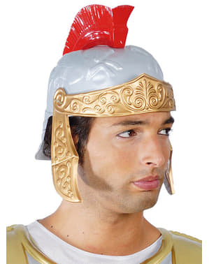 Roomalaisen taistelijan kypärä