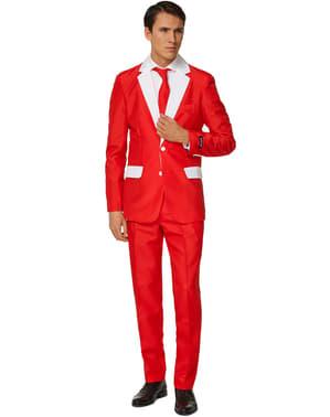 Kerstman Outfit Suitmeister voor mannen