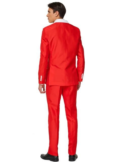 חליפת סנטה חליפת חליפה לגברים
