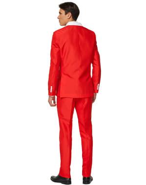 男性のためのサンタ衣装Suitmeisterスーツ