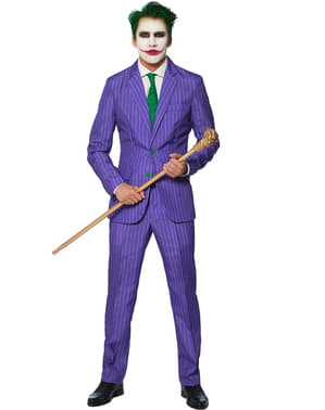 Kostym The Joker Suitmeister vuxen