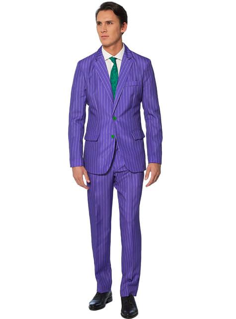 Kostym The Joker Suitmeister vuxen