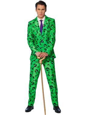 Kostym The Riddler Suitmeister vuxen