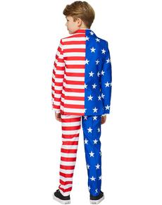 Traje Bandera USA Suitmeister para niño