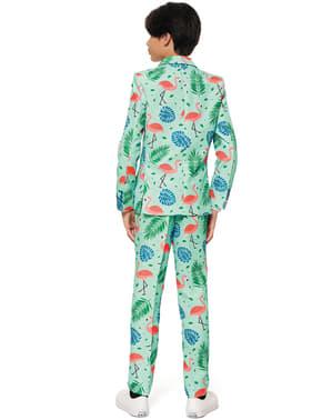 लड़कों के लिए सूटमास्टर उष्णकटिबंधीय सूट