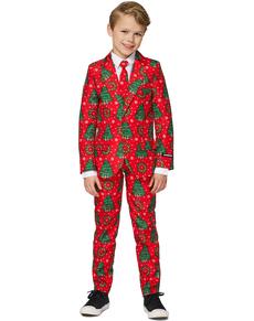 Traje Christmas trees Suitmeister para niño