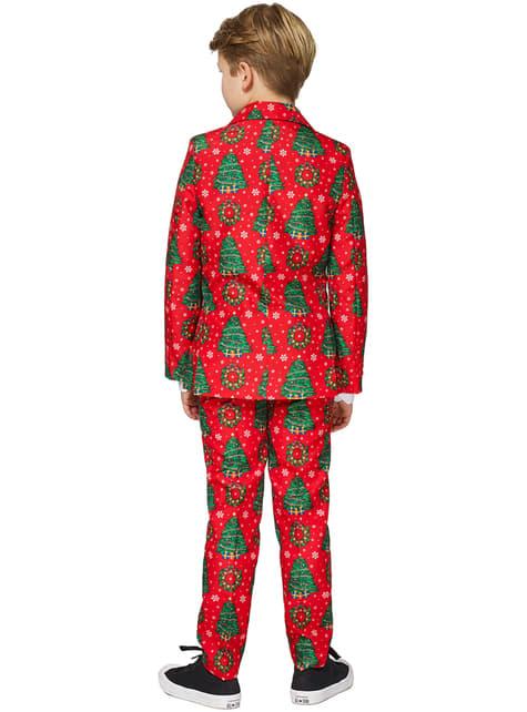 Fato Christmas trees Suitmeister para menino
