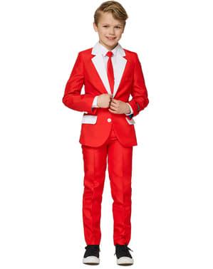 Garnitur Suitmaster Święty Mikołaj dla chłopców