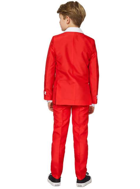 Santa Outfit Suit Suitmeister for Boys