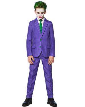 Fato The Joker Suitmeister para menino