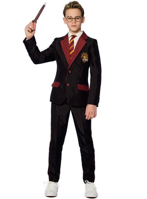 Fato Harry Potter Suitmeister para menino