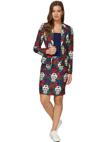 Traje Day of the Dead Suitmeister para mujer