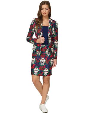 女性のための死んだスーツのスーツマスターデー