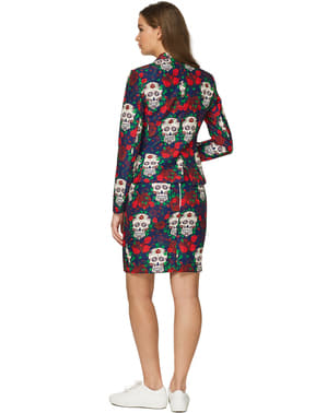 Day of the Dead Suit for women - Suitmeister