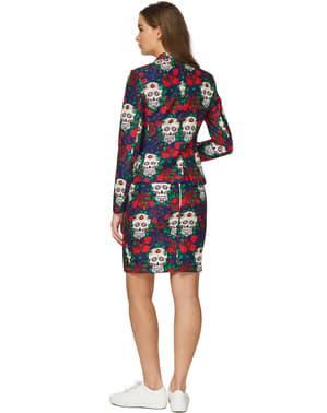Suitmaster - Kuolleiden päivä -puku naisille