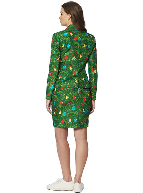 Fato Green trees Suitmeister para mulher
