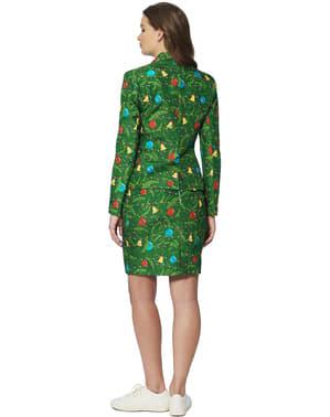 Costume Noël Vert