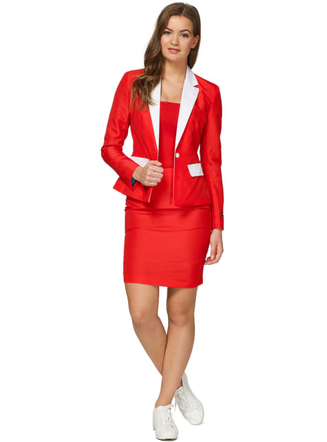 Traje Santa outfit Suitmeister para mujer