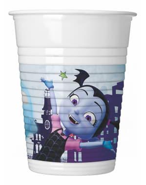 8 Vampirina cups