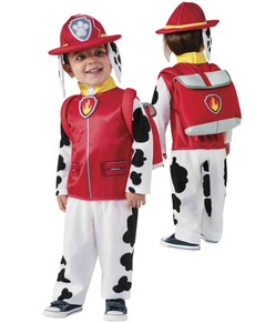 Disfraz de Marshall para niño - Patrulla Canina