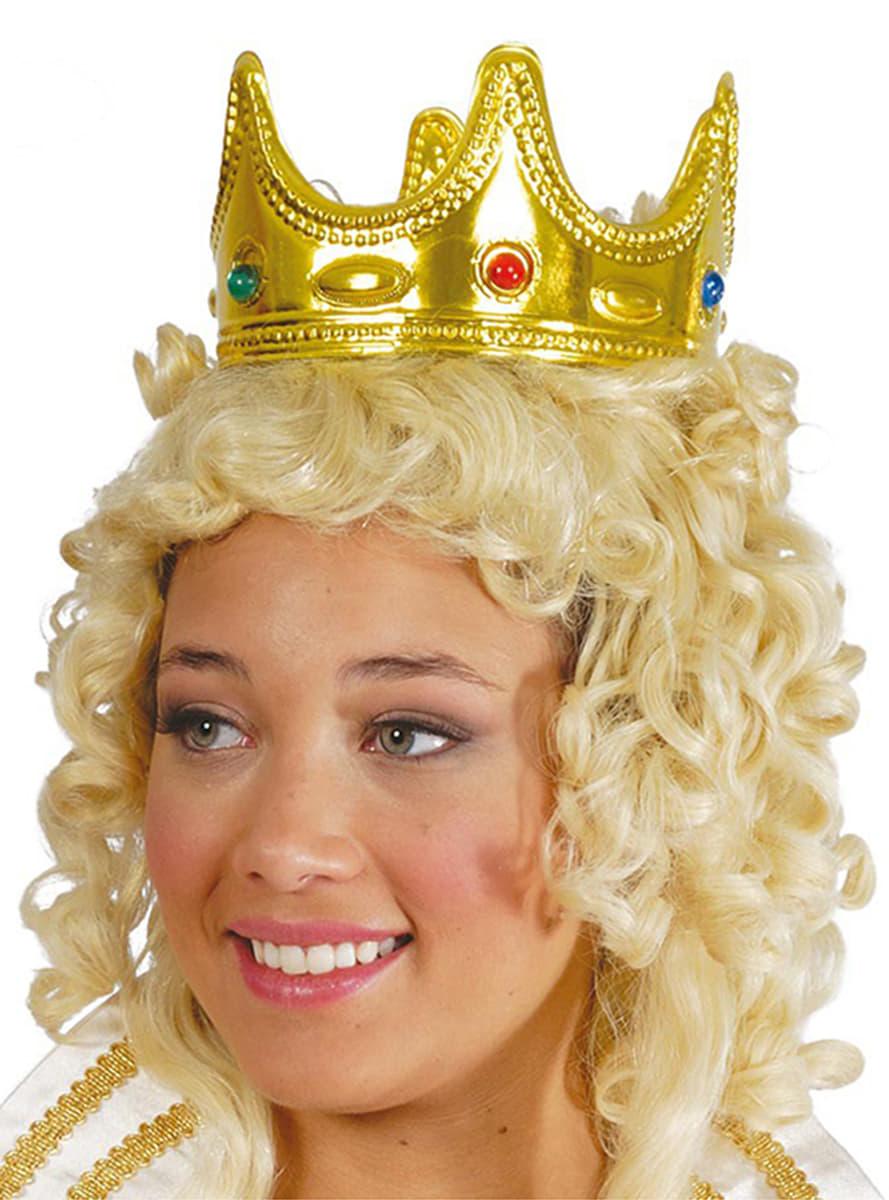 Couronne de princesse de conte les plus amusants funidelia - Couronne princesse disney ...