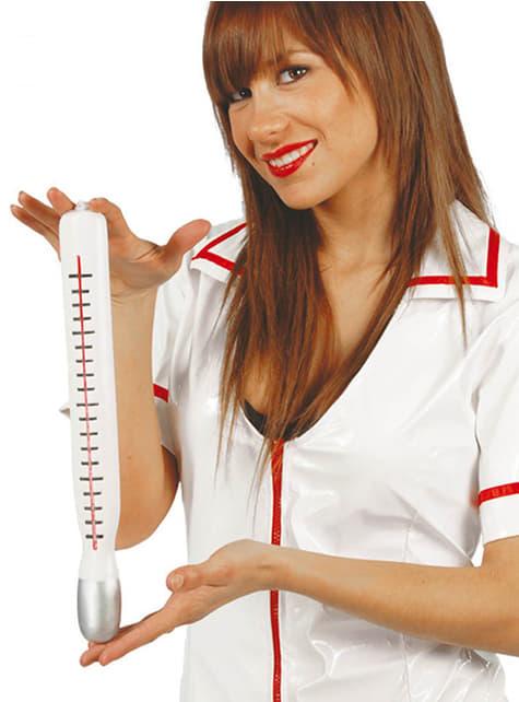 Krankenschwester Thermometer