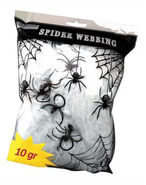 Toile d'araignée 10 gr