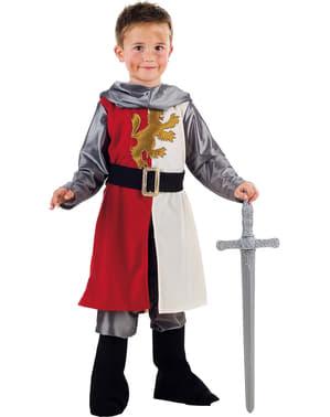 Fato de Cid medieval para menino