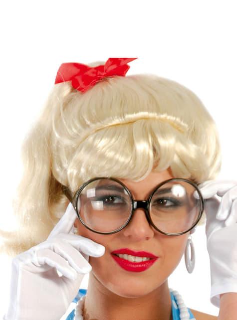 Gafas de secretaria