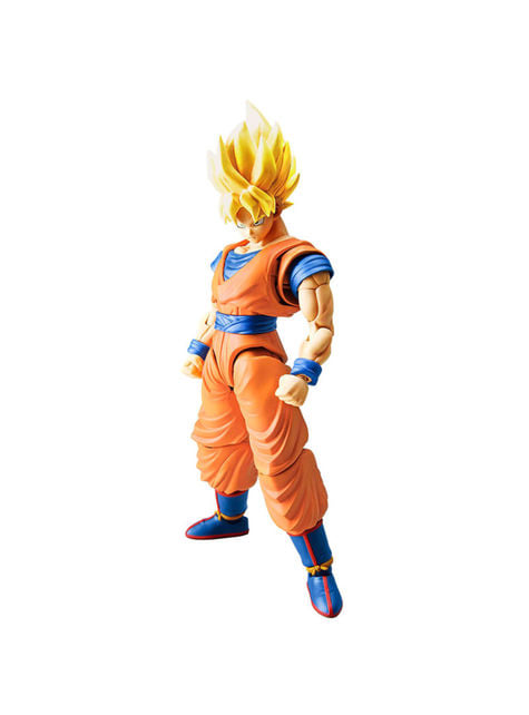 Figurine Sangoku Super Saiyan 16 cm - Dragon Ball