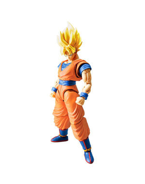 Goku Super Saiyan Figur 16 cm- Dragon Ball