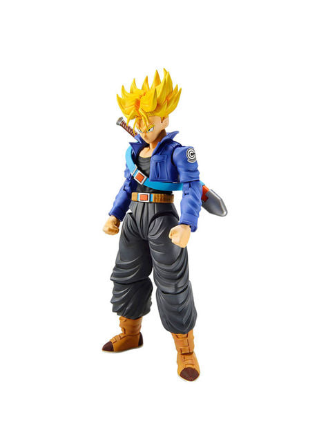 Figurine Trunks Super Saiya 14 cm - Dragon Ball