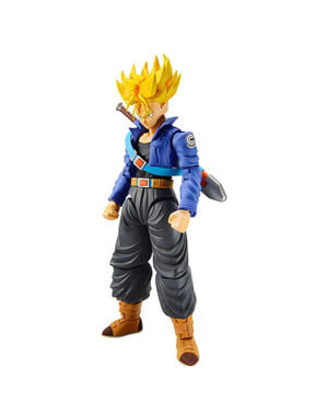 Trunks Super Saiyan Figur 14 cm - Dragon Ball