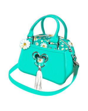 Sac a main Mickey Mouse Aqua deluxe - Disney