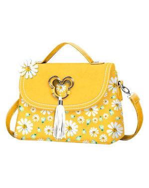 Micky Maus Tasche mit Blumenmuster deluxe -  Disney