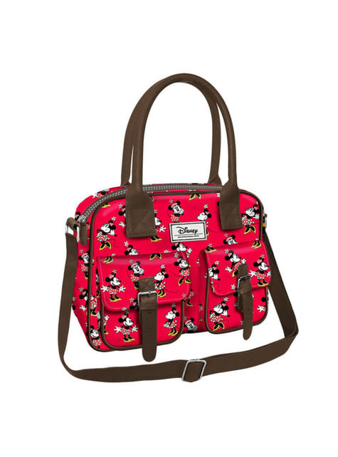 Minnie Mouse Classic Cheerful Bag - Disney