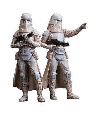 Tokoh Snowtroopers - Star Wars