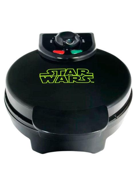 Máquina para gofres de Darth Vader - Star Wars - oficial