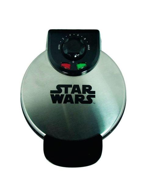 Máquina para gofres de Estrella de la Muerte - Star Wars - oficial