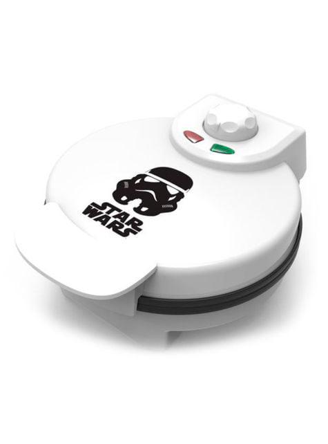 Máquina de gofres de Stormtrooper - Star Wars - oficial
