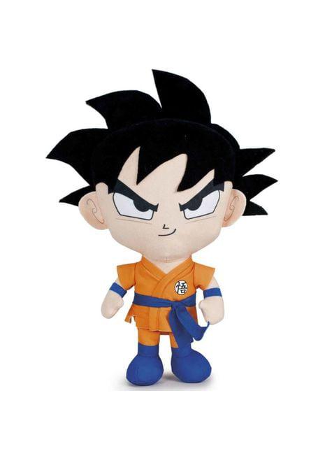 Peluche Sangoku Blac 36 cm - Dragon Ball