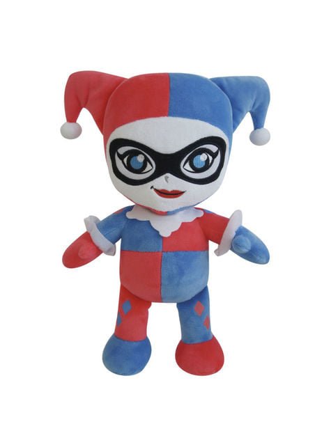 Harley Quinn Soft Stuffed Toy