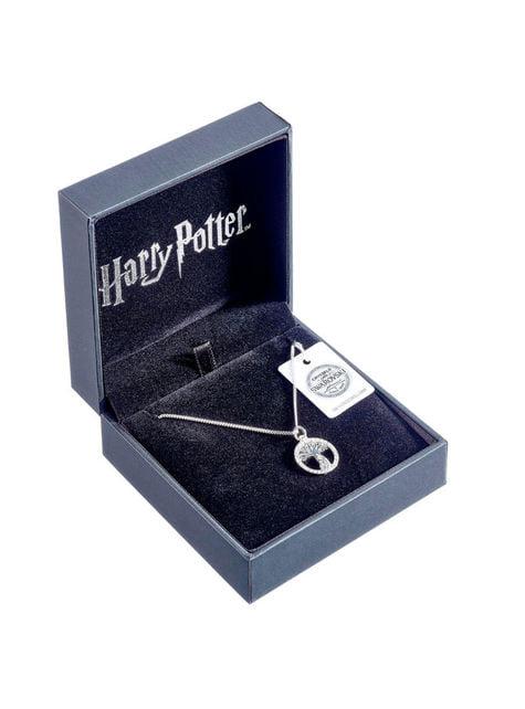 Collar de Harry Potter Sauce Boxeador Swarovski