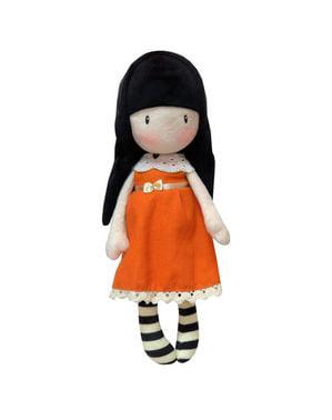 Peluche de Gorjuss I Gave You My Heart naranja 30 cm