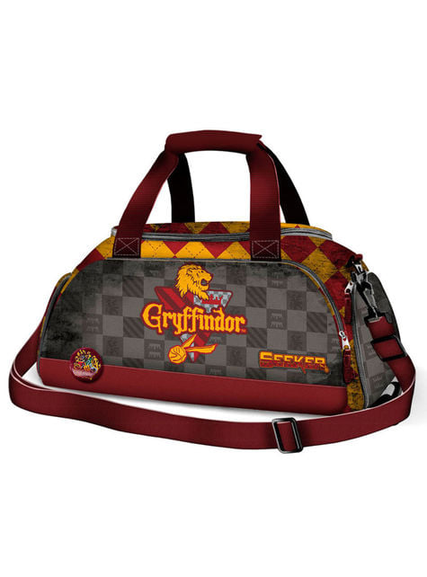 Quidditch Gryffindor Gym Duffle Bag for Adults - Harry Potter