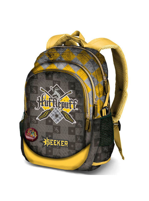 Hufflepuff Quidditch Backpack for Kids - Harry Potter